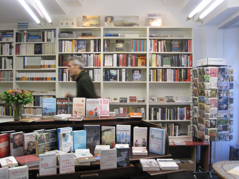 Buchhandlung Erich W. Hartmann in Hannover