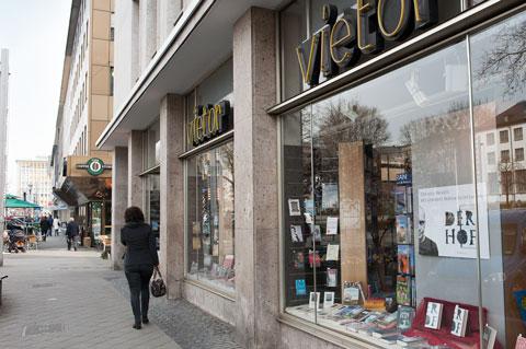 Buchhandlung Vietor GmbH